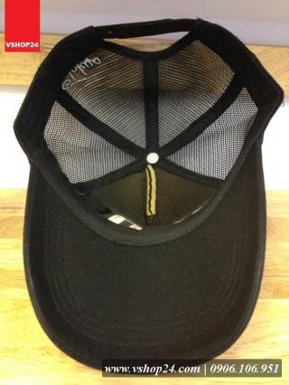 *Mũ lưới đen RUDO 114
