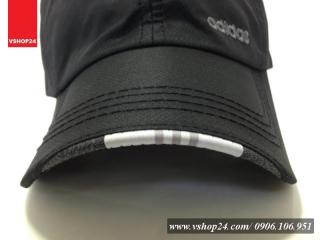 *Nón thể thao ADDIDAS đen 022