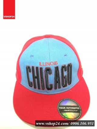 *Mũ snapback Ferrari CHICAGO 053
