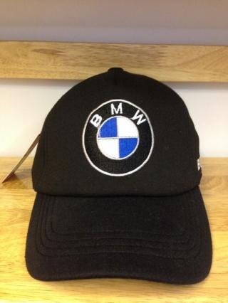 Mũ lưỡi trai hàng hiệu BMW đen 255