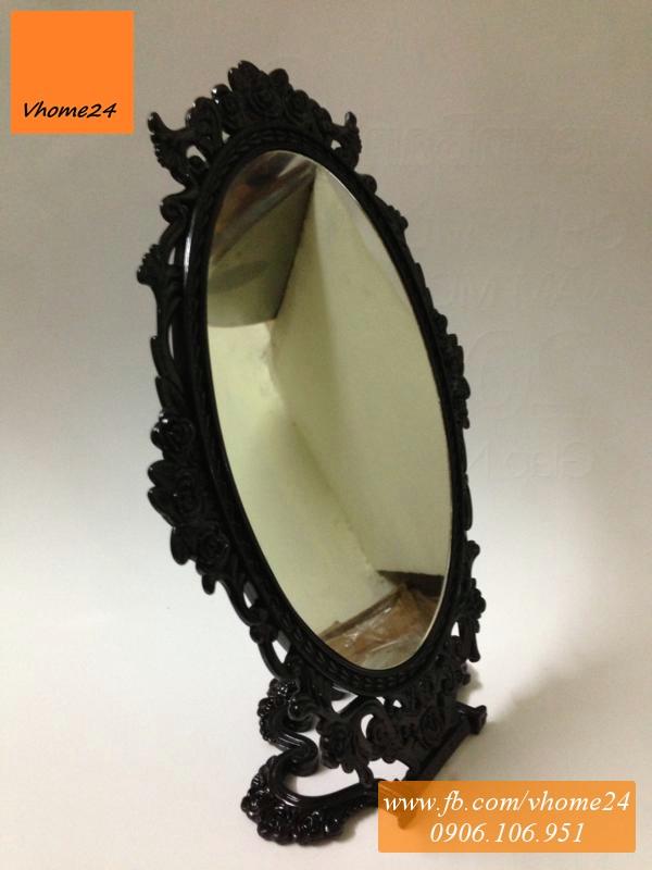 Gương công chúa để bàn Anna Sui 067