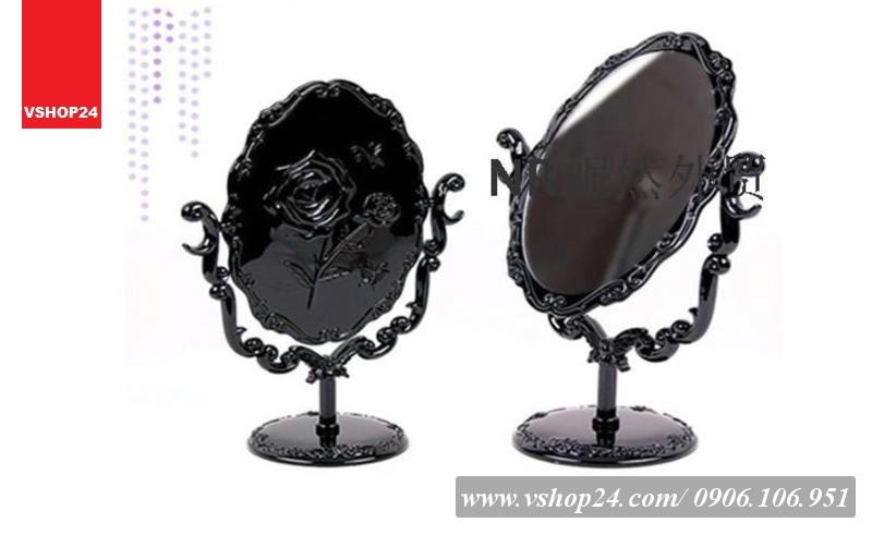 *Gương trang điểm để bàn Anna Sui size M 063