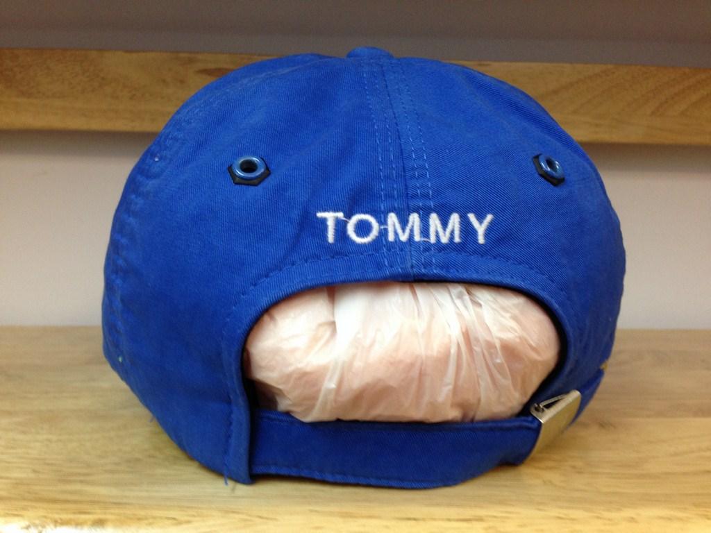 *Mũ lưỡi trai cao cấp TOMMY xanh blue 278
