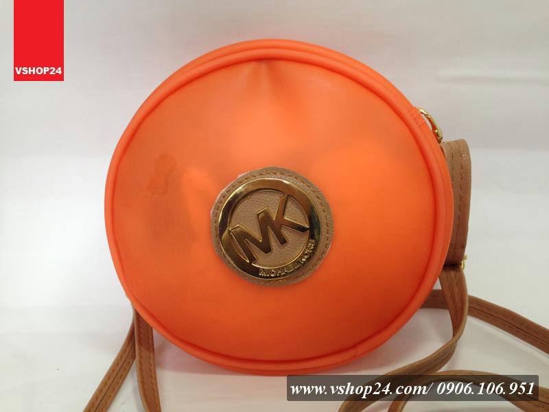 *Giỏ mini nhựa tròn Micheal Kor 035