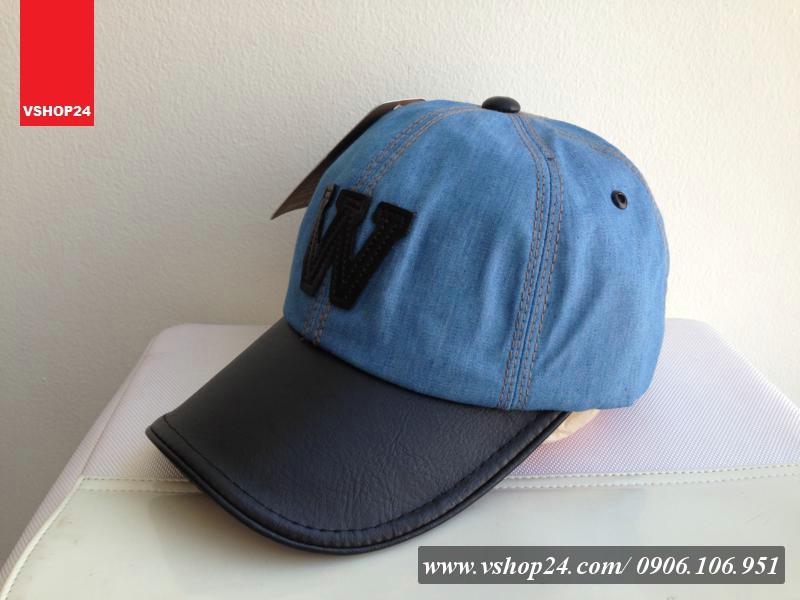 *Mũ kết jeans WILLSON 062