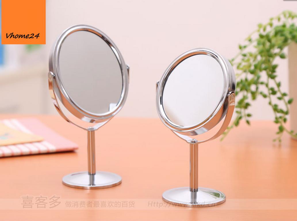*Gương trang điểm inox IKEA size S 05