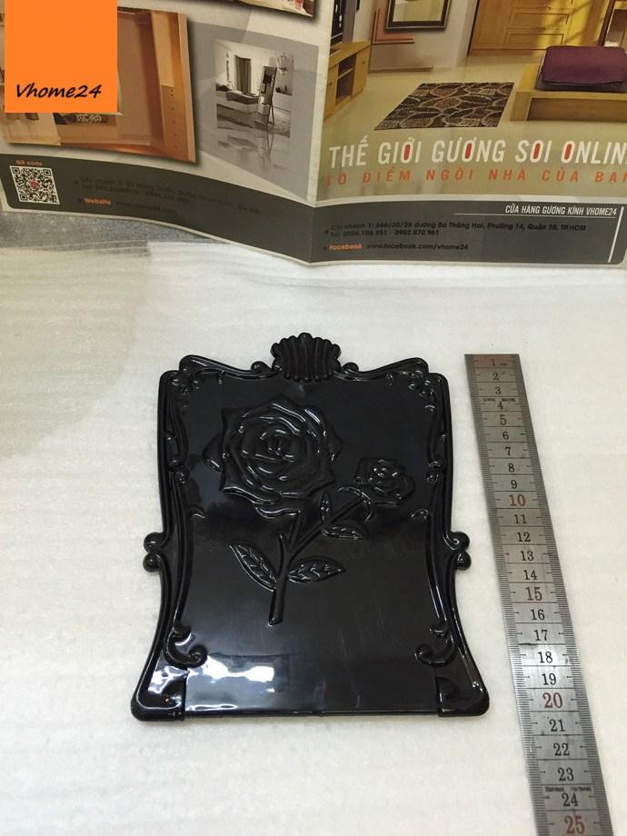Gương Anna Sui có nắp chữ nhật size L 098
