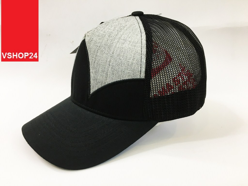 *Mũ lưới nam Addidas đen xám 246