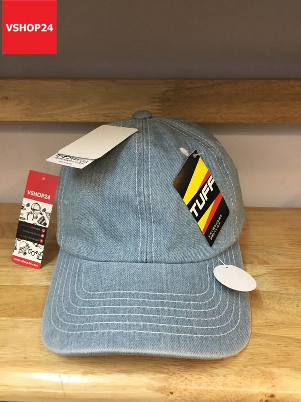 *Mũ jeans trơn xuất Nhật 118