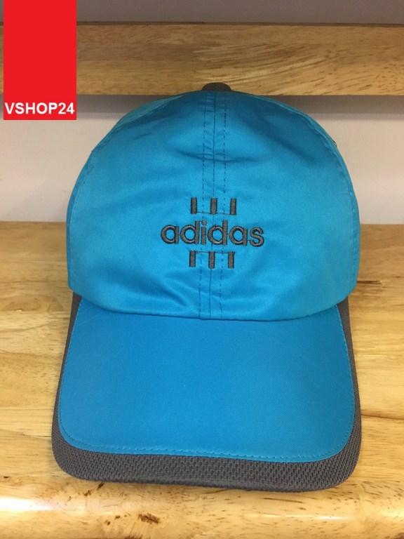 *Mũ thể thao VNXK Addidas xanh dương 198