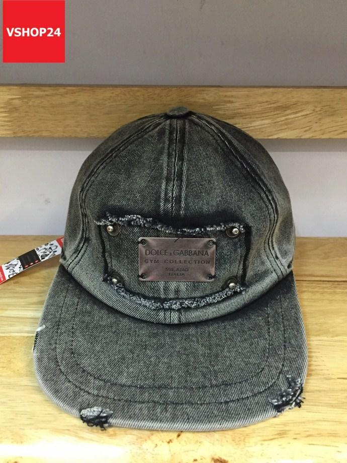 *Mũ jeans hàng hiệu DOLCE & GABANA 145