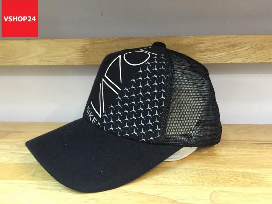 *Mũ lưới Nike Vapor đen 206