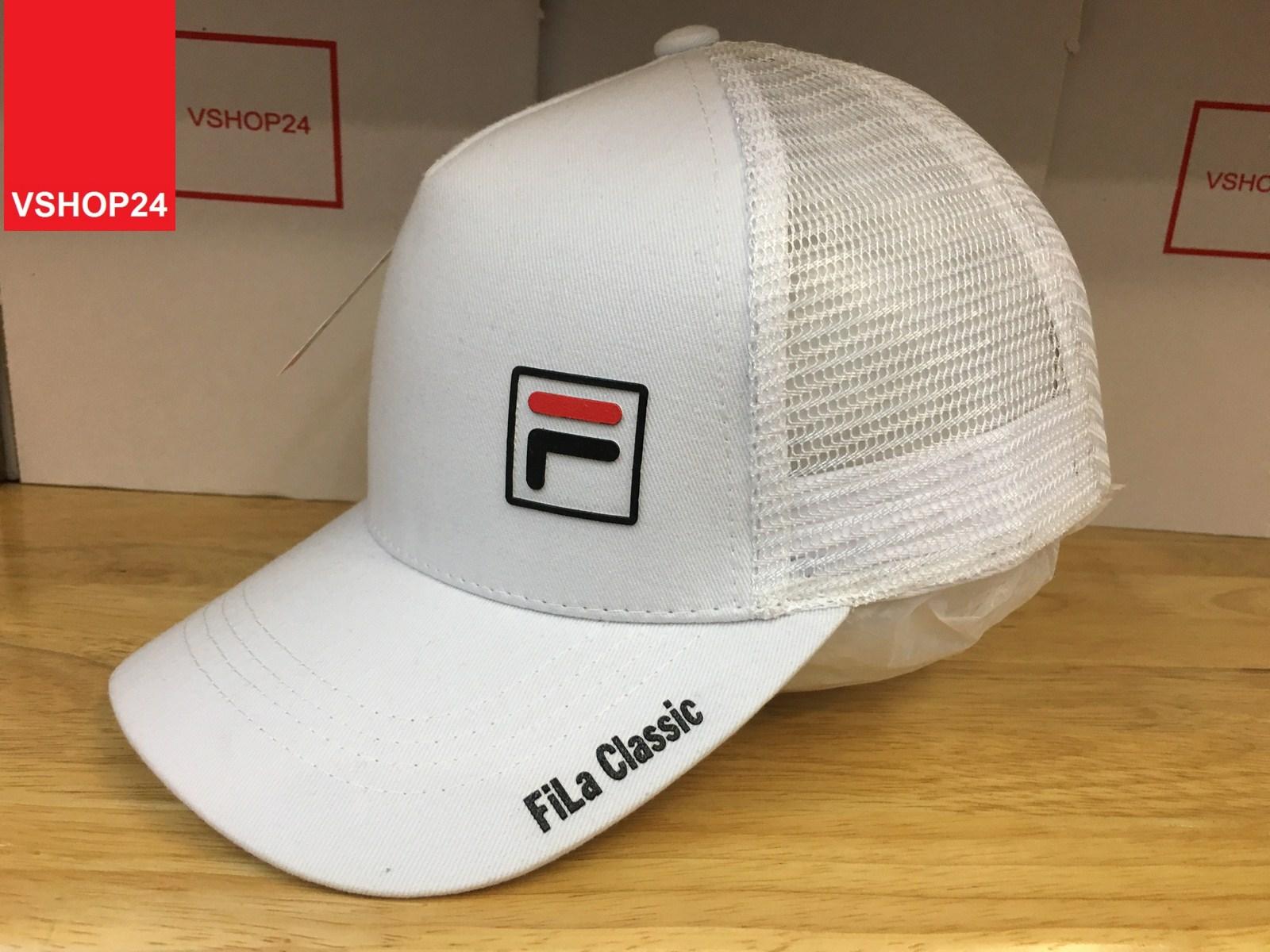 *Mũ lưới VNXK FILA 210