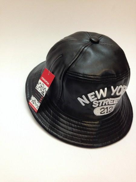 *Mũ bucket da NEW YORK đen 023