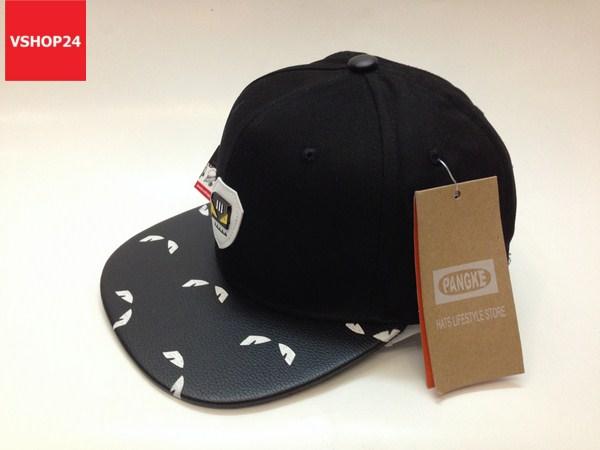 *Mũ snapback thời trang logo BATMAN đen 229