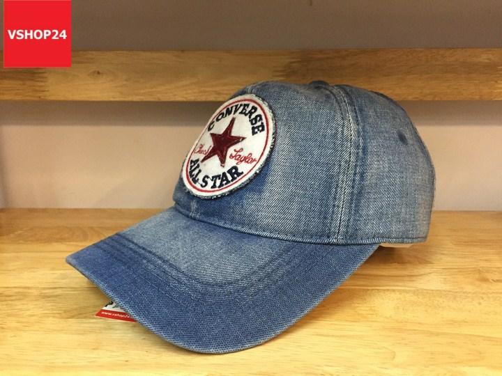 *Mũ jeans VNXK Converse 123