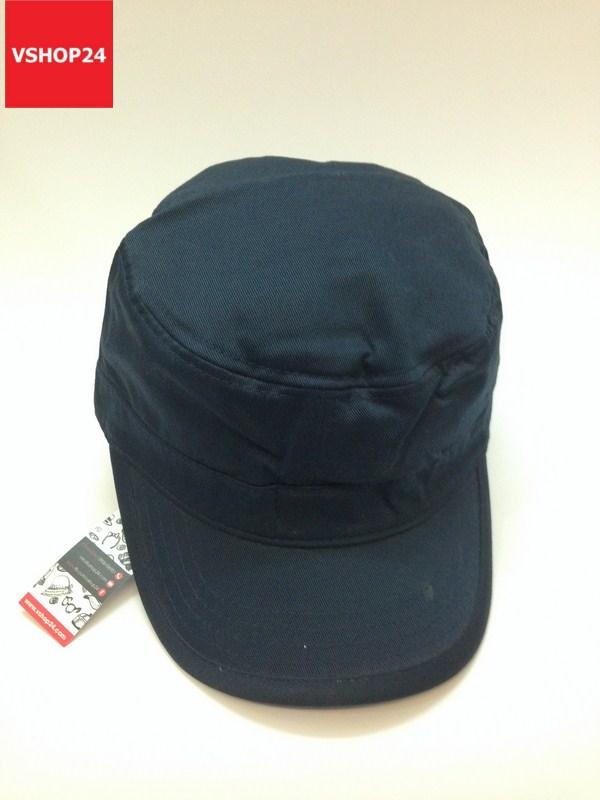 *Mũ Hàn Quốc đầu vuông VNXK DICKIES xanh navy 111
