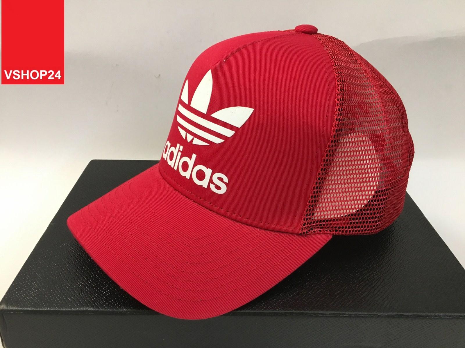 *Mũ lưới VNXK Addidas đỏ 229