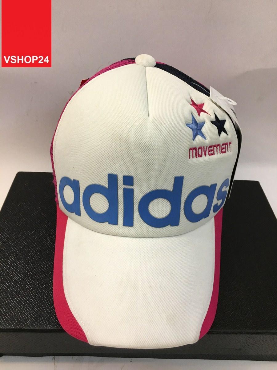 *Mũ lưới nữ thể thao VNXK Addidas 236