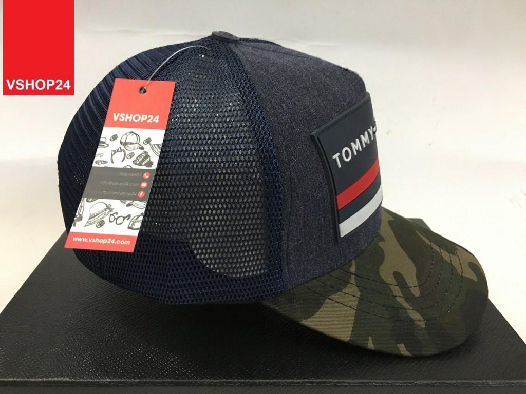 *Mũ lưới cao cấp Tommy Hilfiger MLU256
