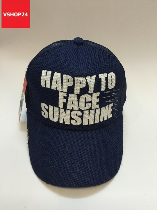 *Mũ lưới vải bố SUNSHINE 182