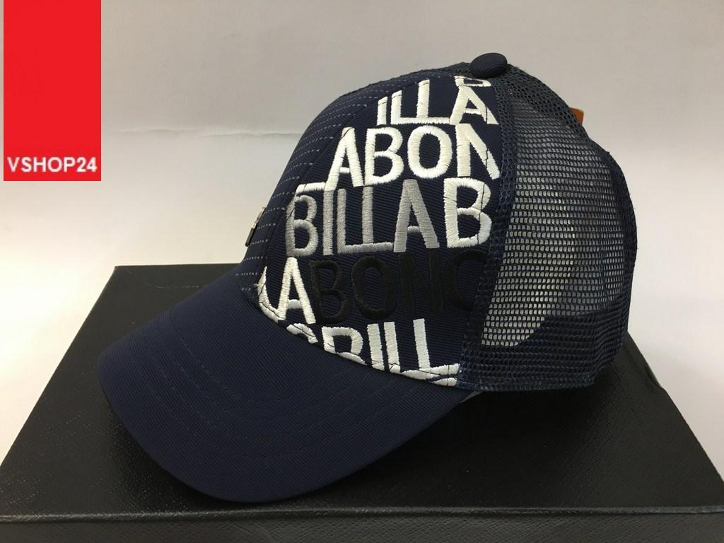 *Mũ lưới nam Billabong xanh navy 239