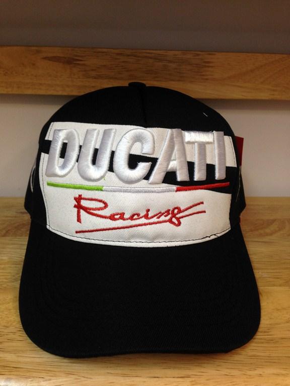 *Mũ lưỡi trai xe đua DUCATI RACING 083