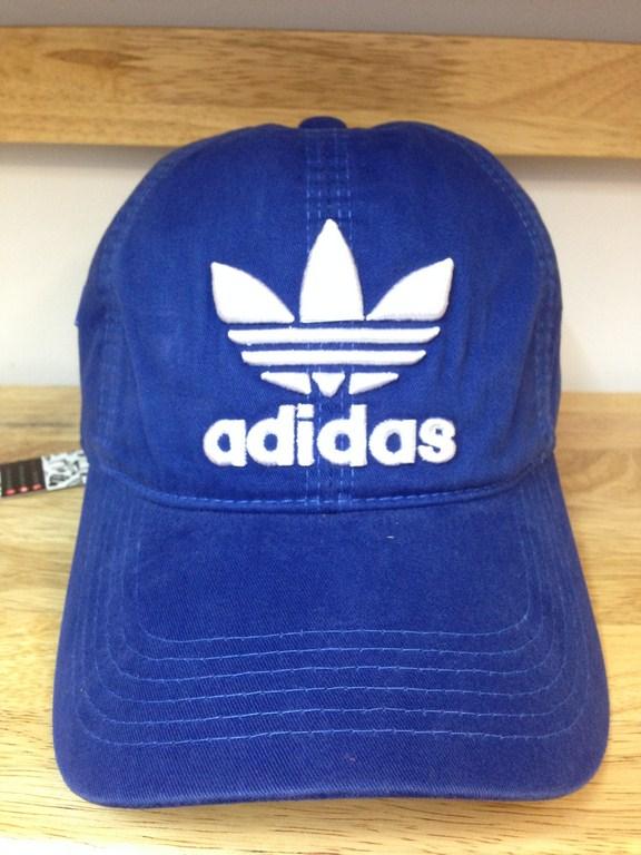 *Mũ thể thao cao cấp ADDIDAS xanh blue 125