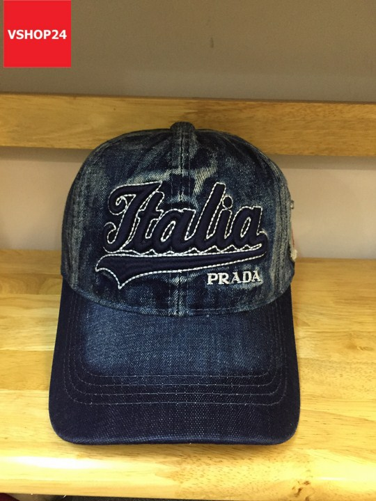 *Mũ jeans VNXK cao cấp ITALIA 128