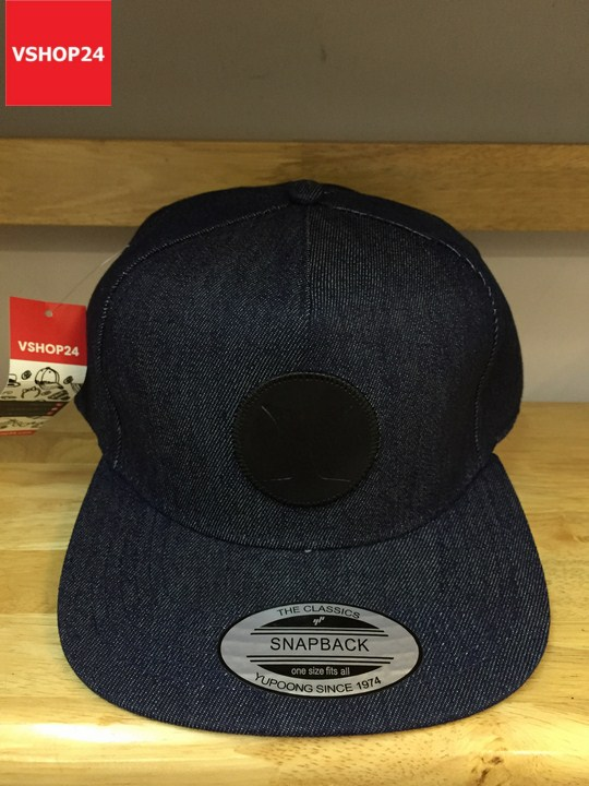 *Mũ snapback jeans HURLEY 367
