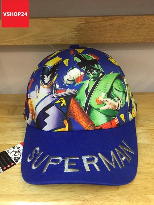 *Mũ lưỡi trai trẻ em Superman 168