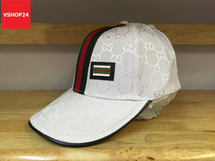 *Mũ hàng hiệu Gucci mác vuông 138