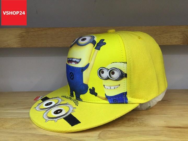 *Mũ snapback MINIONS 3D 170