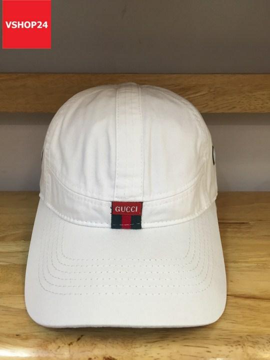 *Mũ hàng hiệu VNXK Gucci khaki 140