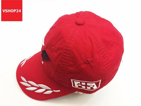 Mũ VNXK Ferrari Formula 1 đỏ tươi 097