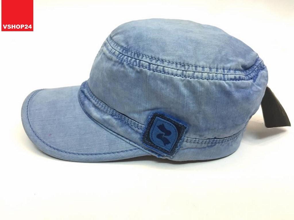 *Mũ đầu vuông cao cấp NS xanh blue 04