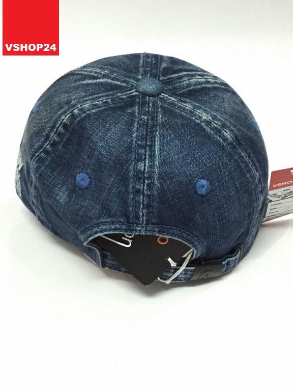 *Nón kết jeans cao cấp N 046