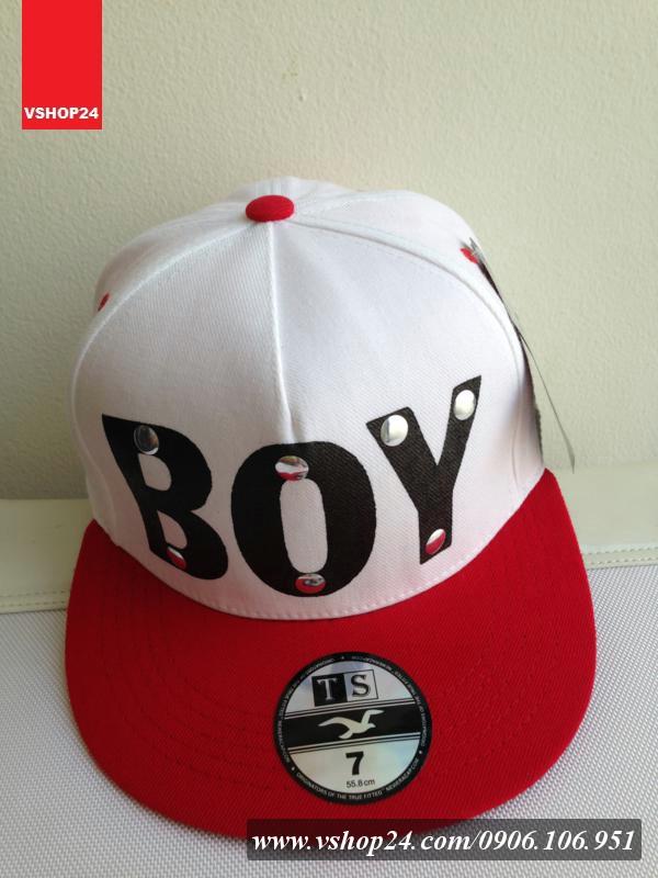 *Mũ Snapback BOY 025