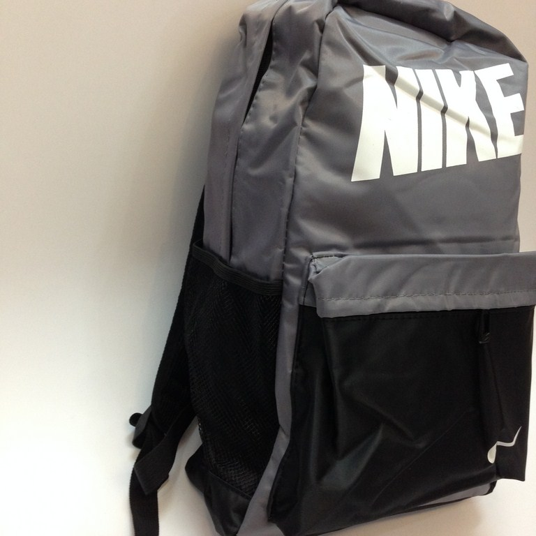 Balo Cambodia Nike ghi xám 085