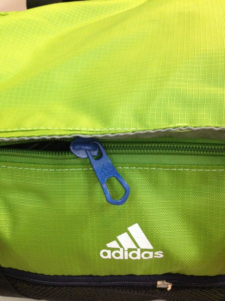 Túi xách tập gym ADDIDAS xanh lá 03
