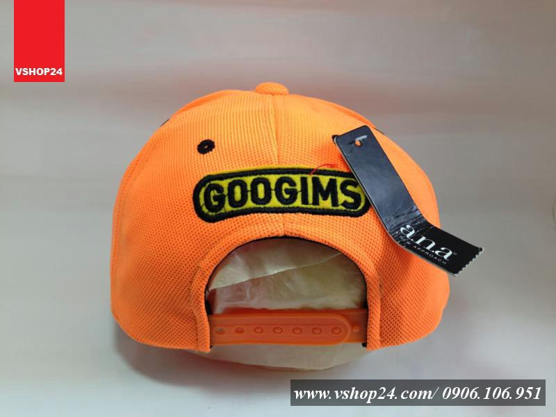 *Mũ snapback Googims Bravo 039