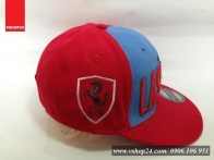 *Mũ snapback Ferrari LASVEGAS 060
