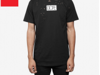 Áo thun DOPE logo box đen 04