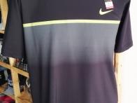 *Áo thun nam Nike màu đen cổ tròn 09