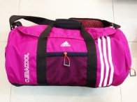 Túi du lịch thể thao ADDIDAS hồng 01