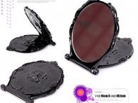 *Gương công chúa Anna Sui oval có nắp size L 081